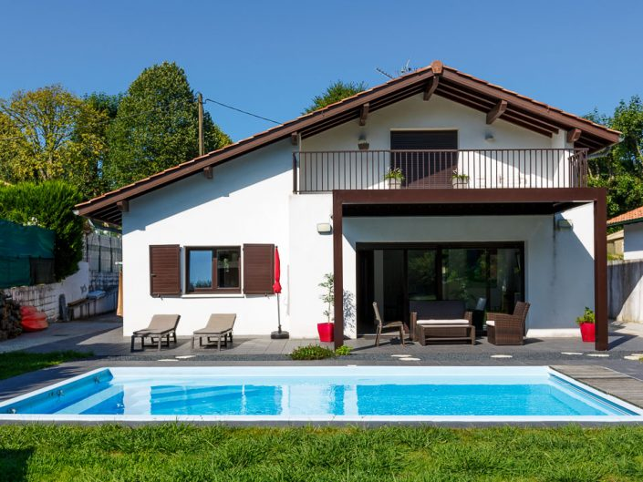 Villa en Hendaya (2)